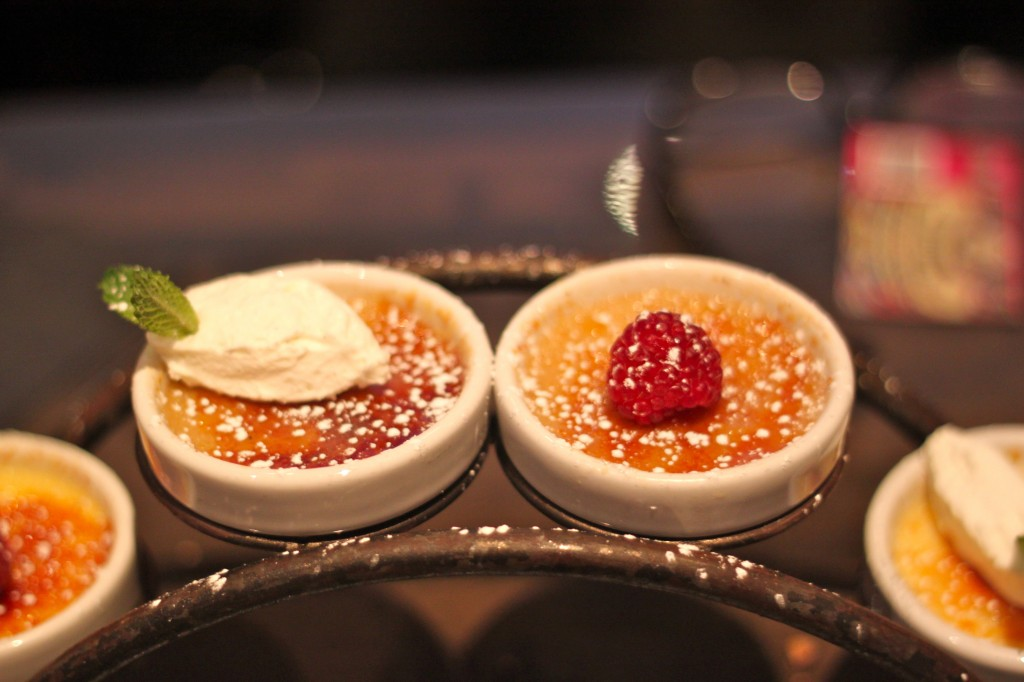 Creme Brulee Duo
