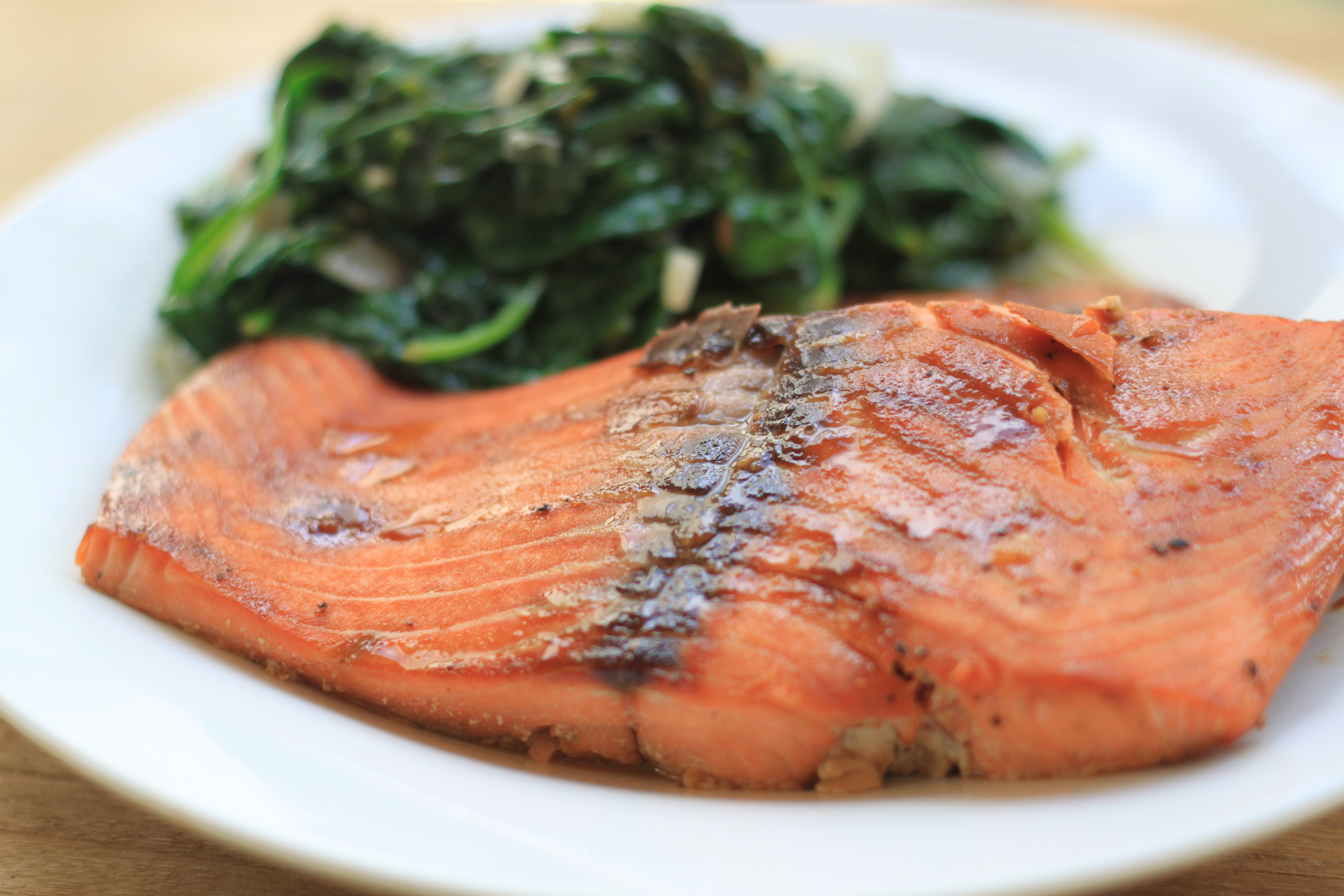 Miso-Glazed Salmon Filets for #SundaySupper – The Foodie Patootie