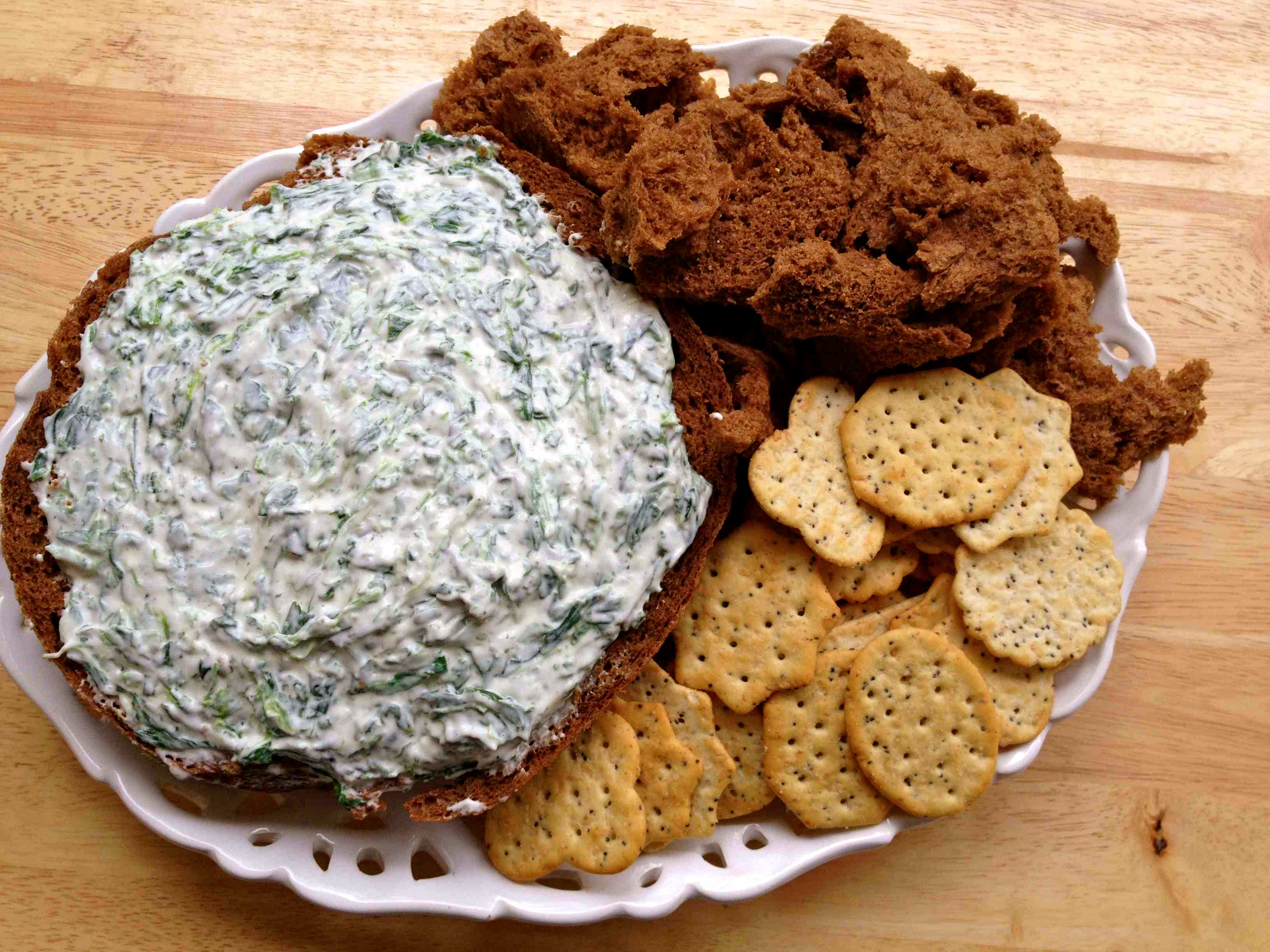 Spinach Dip 2