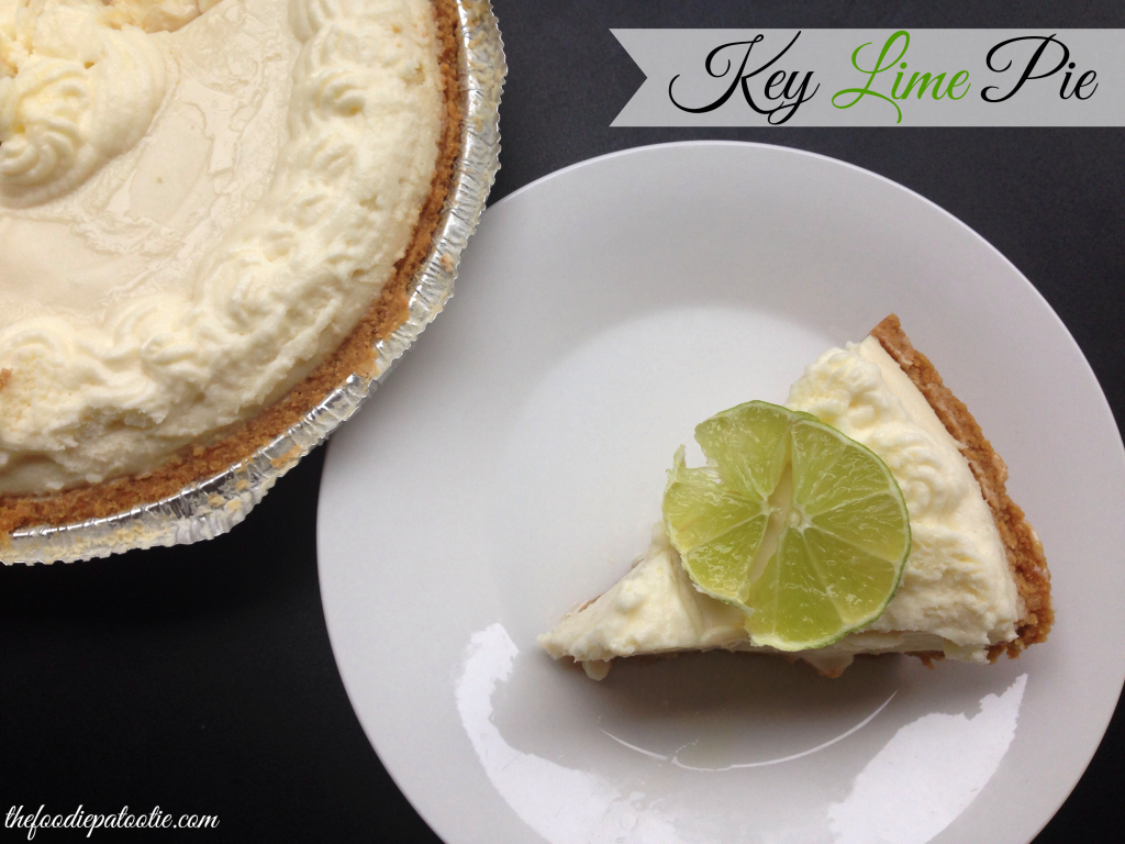 National Whipped Cream Day | Key Lime Pie – The Foodie Patootie