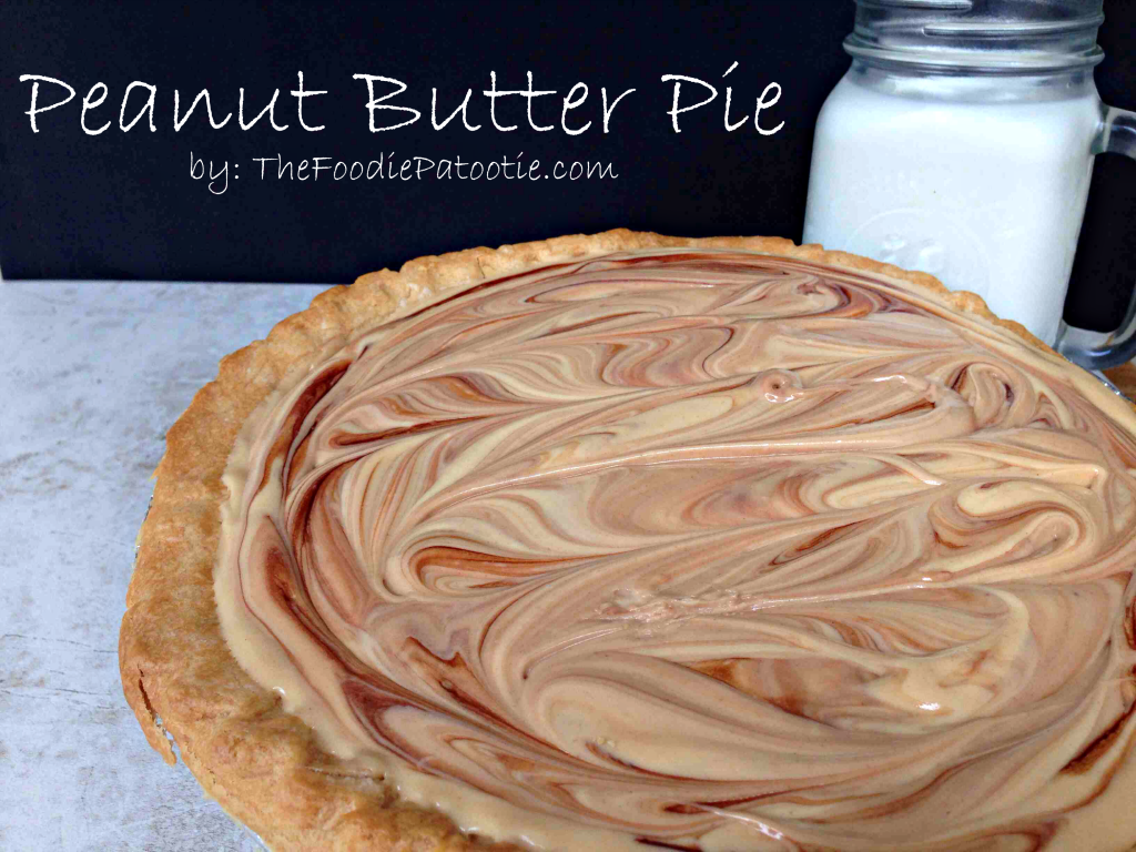 National Peanut Butter Day | Peanut Butter Pie – The Foodie Patootie