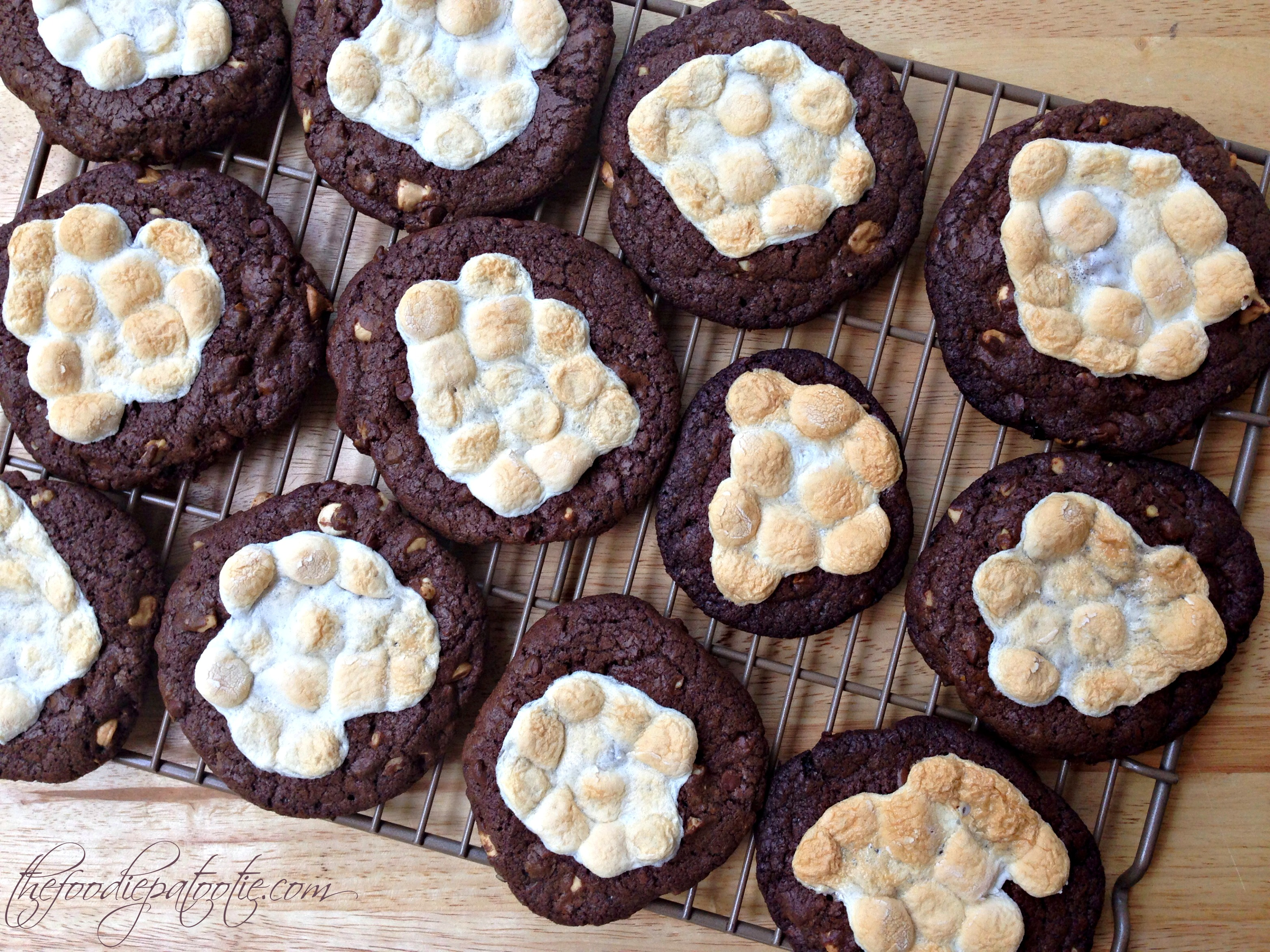 National Heavenly Hash Day | Heavenly Hash Cookies for #SundaySupper ...