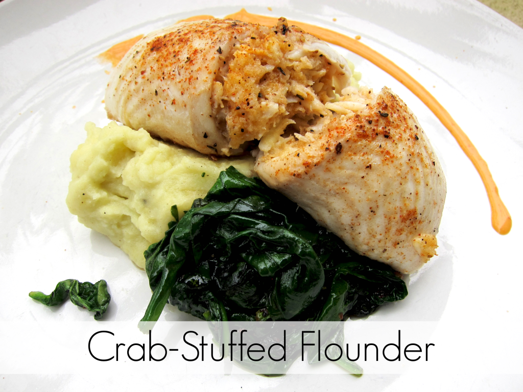 National Crab-Stuffed Flounder Day | Crab-Stuffed Flounder – The ...
