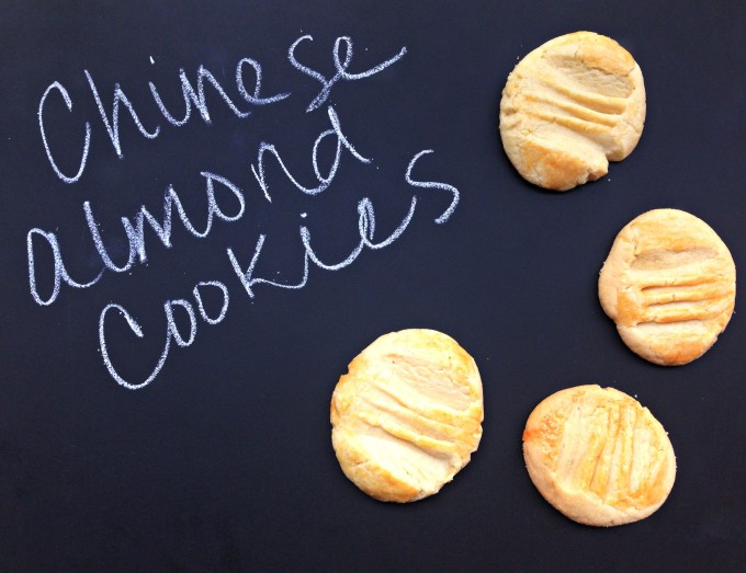 National Chinese Almond Cookie Day | Chinese Almond Cookies