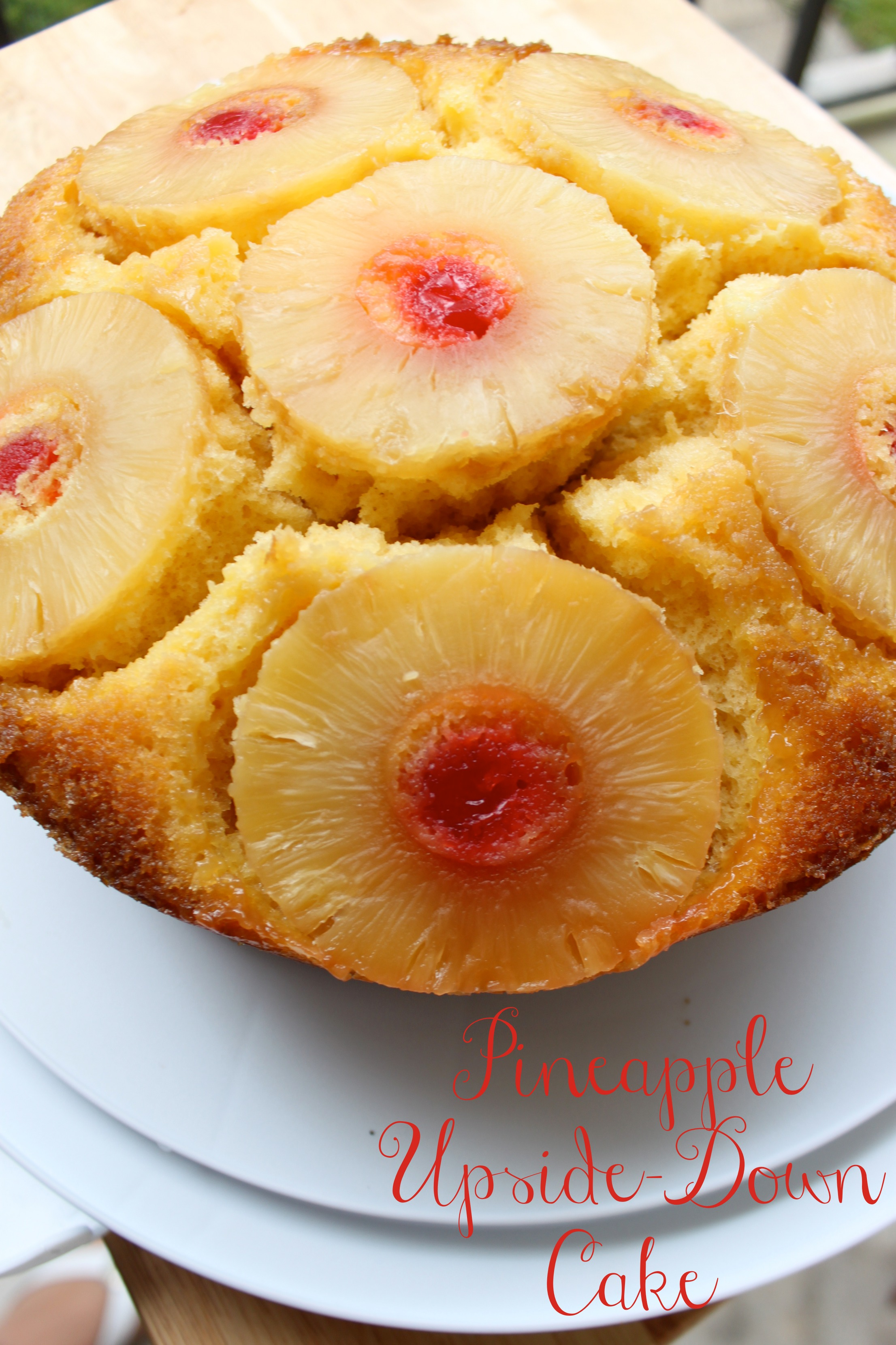 National Pineapple Upside-Down Cake Day | Pineapple Upside-Down Cake