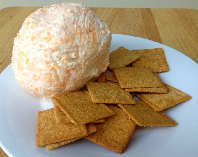 National Cheeseball Day | Party Cheeseball