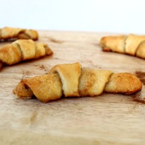 National Cinnamon Crescents Day | Cinnamon Crescents