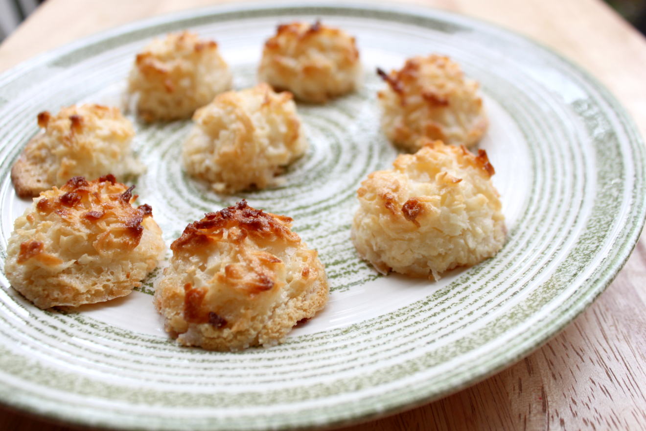 National Macaroon Day | Coconut Macaroons