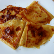 National Crêpes Suzette Day | Crêpes Suzette