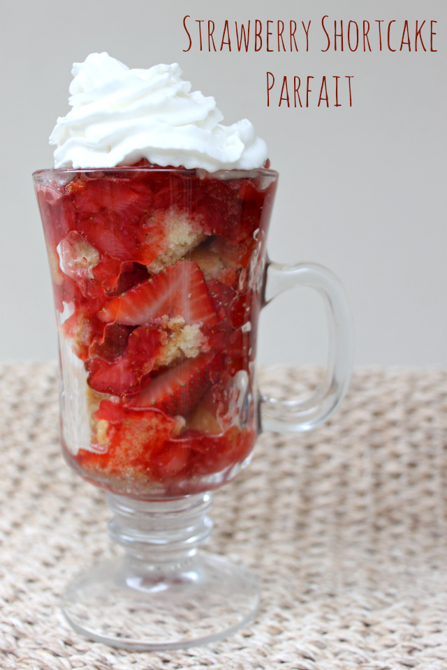 National Strawberry Shortcake Day | Strawberry Shortcake Parfait ...