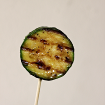 National Lollipop Day | Zucchini Lollipops