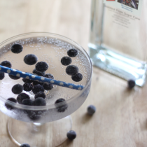 National Vodka Day | Blueberry Bash Cocktail