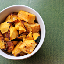 National Acorn Squash Day | Roasted Acorn Squash