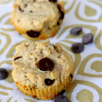 National Chocolate Day | Chocolate Muffins for 2