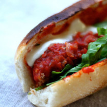 National Sandwich Day | Meatball Sub