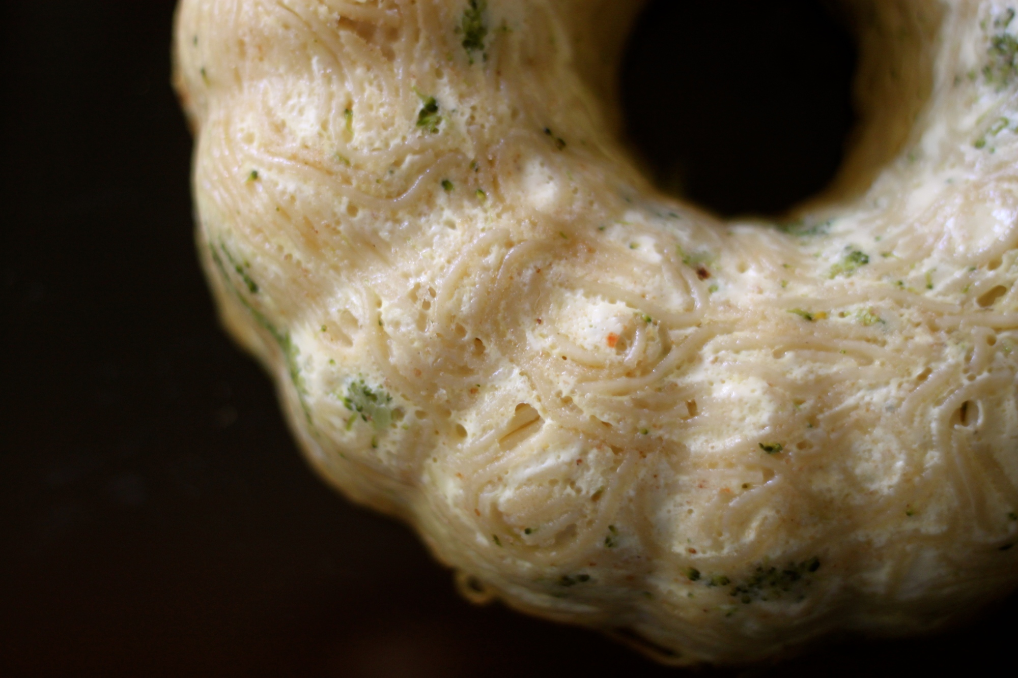 National Noodle Ring Day | Broccoli Pasta Noodle Ring
