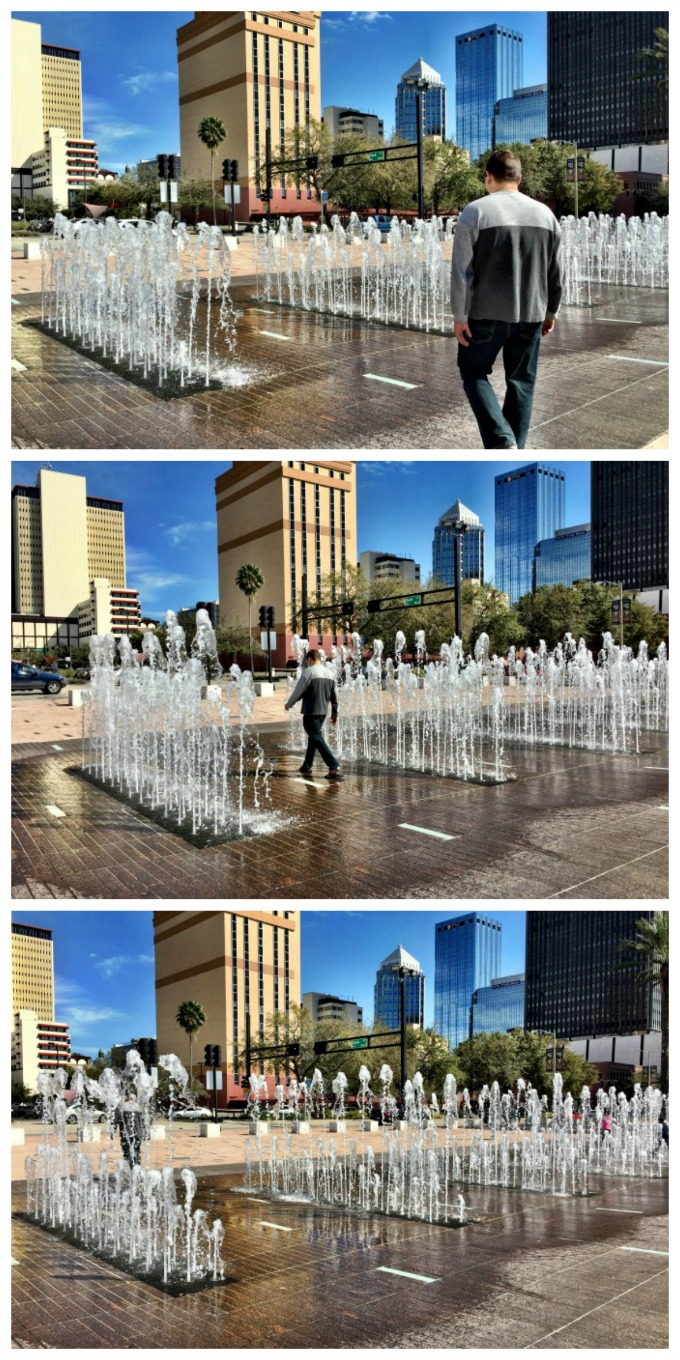 downtown tampa water park