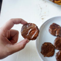 Chocolate Toffee RITZ Crackers