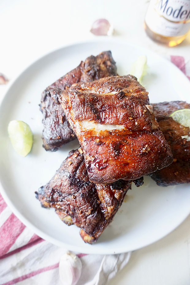 Light Beer Ribs