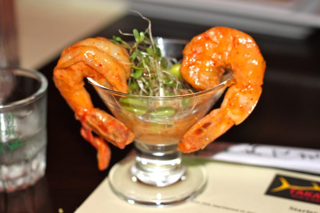 Sambuca Shrimp