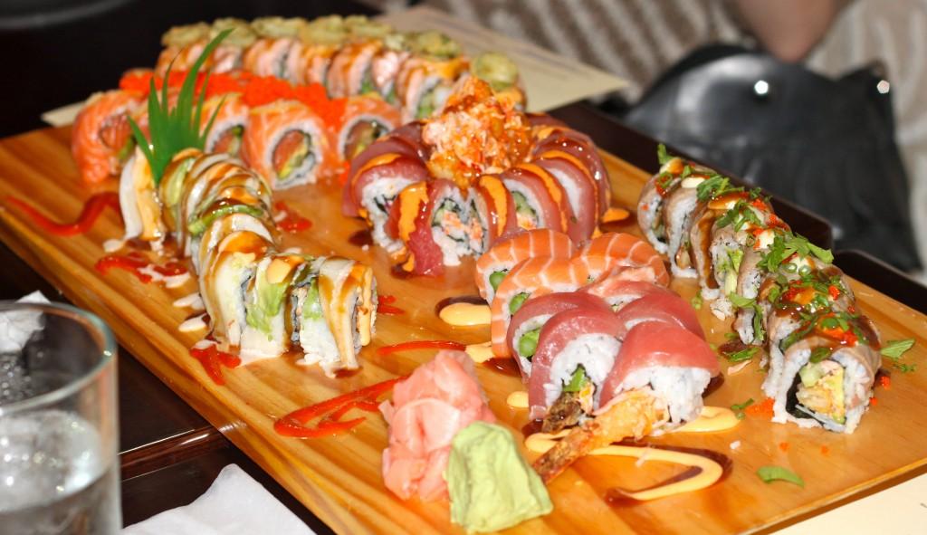 Sushi Platter