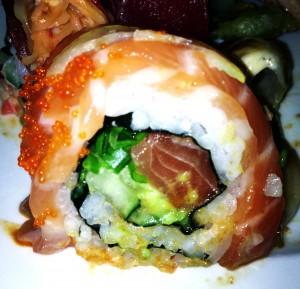 Salmon Delight Roll