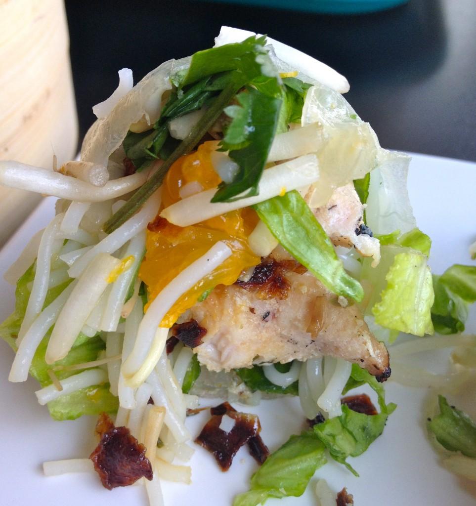 Chicken Bamboozle Roll