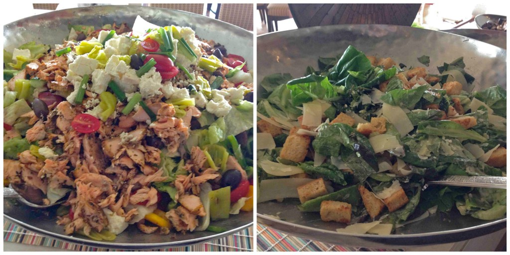 oystercatcher salad