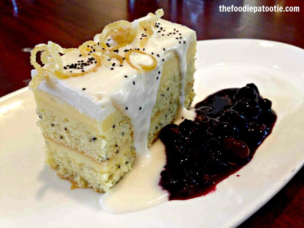 Lemonade Cake Marchand's