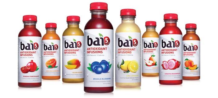 Bai 5 drinks