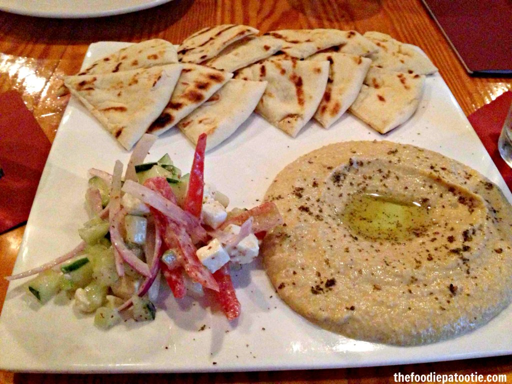 Hummus Fly Bar Tampa