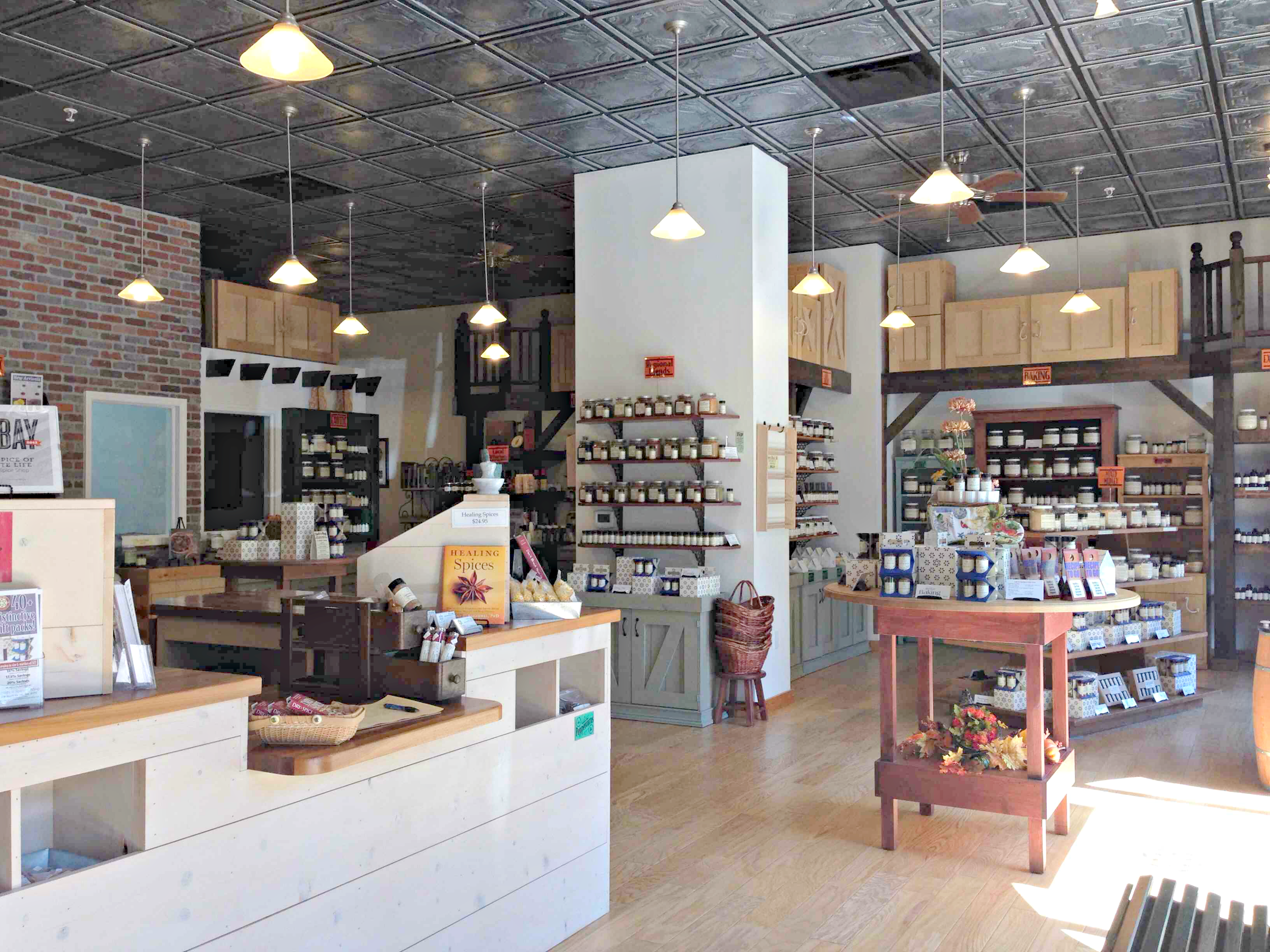 Savory Spice Shop | Downtown St  Pete