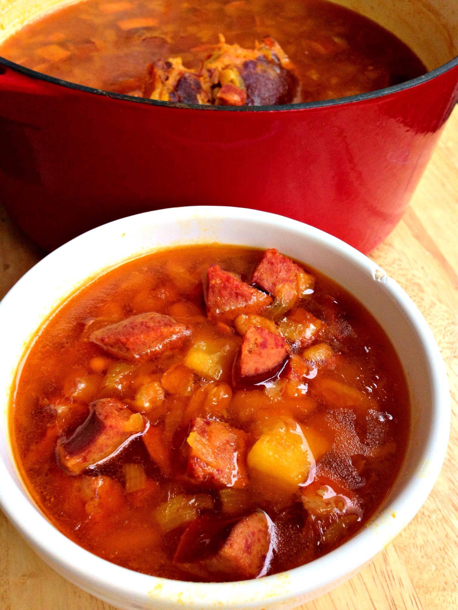 recipe: cuban soup recipes with garbanzo beans [28]