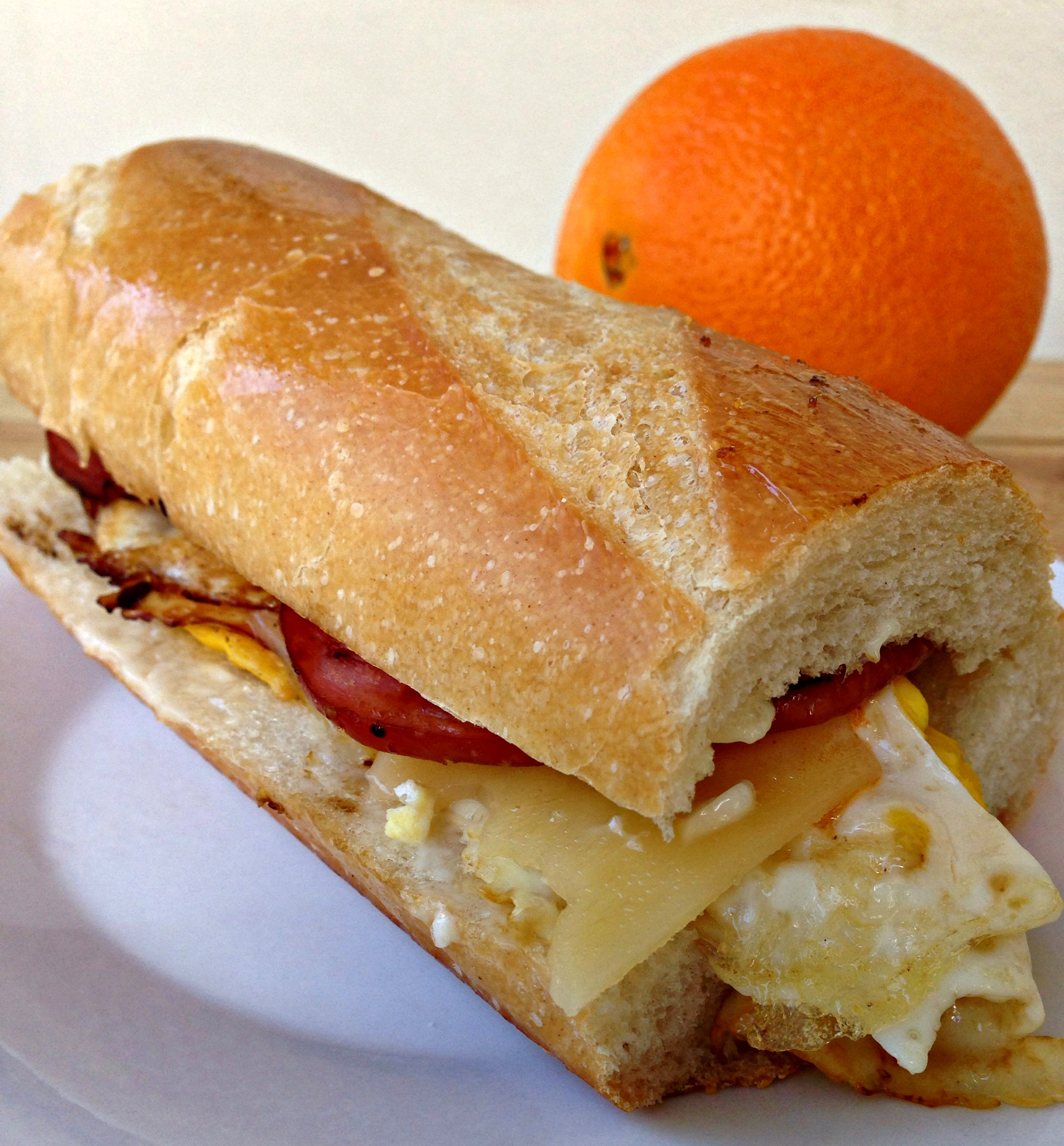 Breakfast Sandwiches From Fast Food