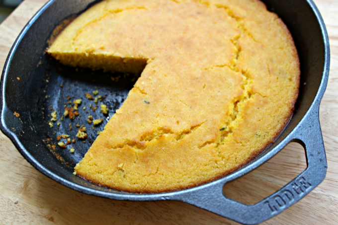 National Buttermilk Day | Thyme Cornbread