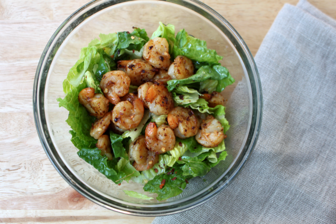 National Shrimp Day | Key Lime Shrimp Salad