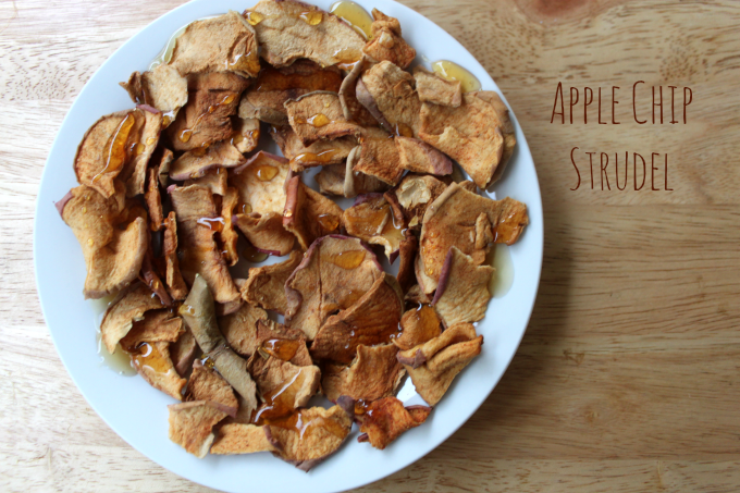 National Apple Strudel Day | Apple Chip Strudel