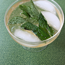 National Mint Julep Day | Ginger Mint Julep