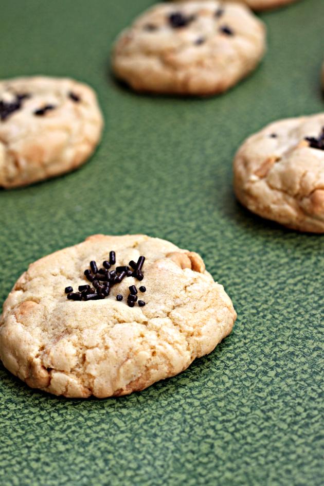 National Sugar Cookie Day | Peanut Butter Sugar Cookies