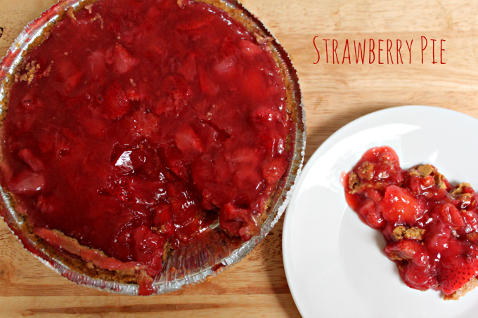 National Strawberry-Rhubarb Pie Day | Strawberry Pie