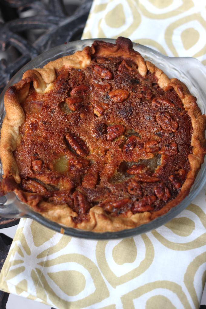 National Pecan Pie Day | Aunt Shirley's Pecan Pie