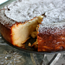 National Cheesecake Day | Zia Donata's Ricotta Cheesecake