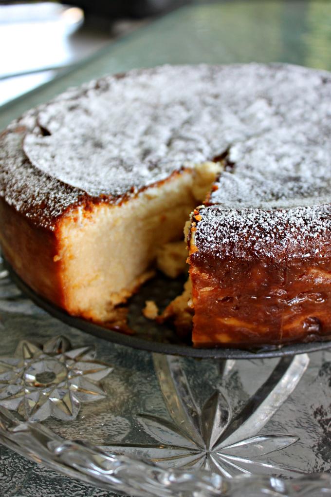 National Cheesecake Day | Zia Donata's Ricotta Cheesecake