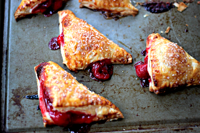 National Cherry Turnover Day | Cherry Turnovers