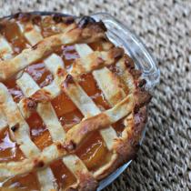 National Peach Pie Day | Individual Peach Pie