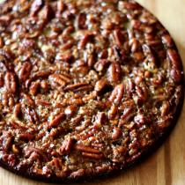 National Pecan Torte Day | Pecan Torte