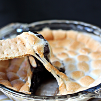 National S'mores Day   S'mores Dip