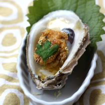 National Oyster Day | Single Fried Oyster