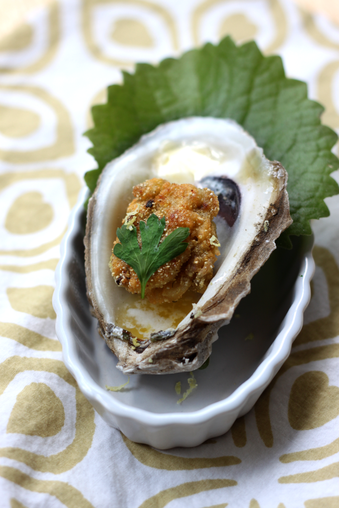 National Oyster Day   Single Fried Oyster