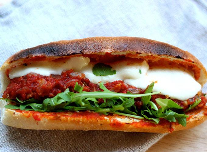 National Sandwich Day | Meatball Sub